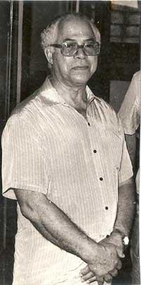 Padre Efrahim Solano