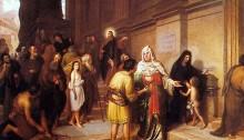 A doação da pobre viúva
