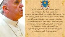 PARÓQUIA DE FÁTIMA PROMOVE DIA DE JEJUM E ORAÇÃO PELA PAZ